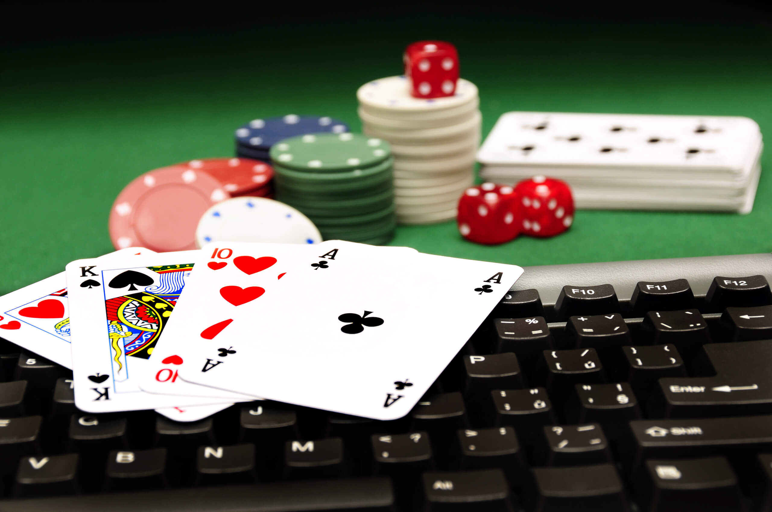 Casino games online – an exciting world for anyone who will take the trouble
