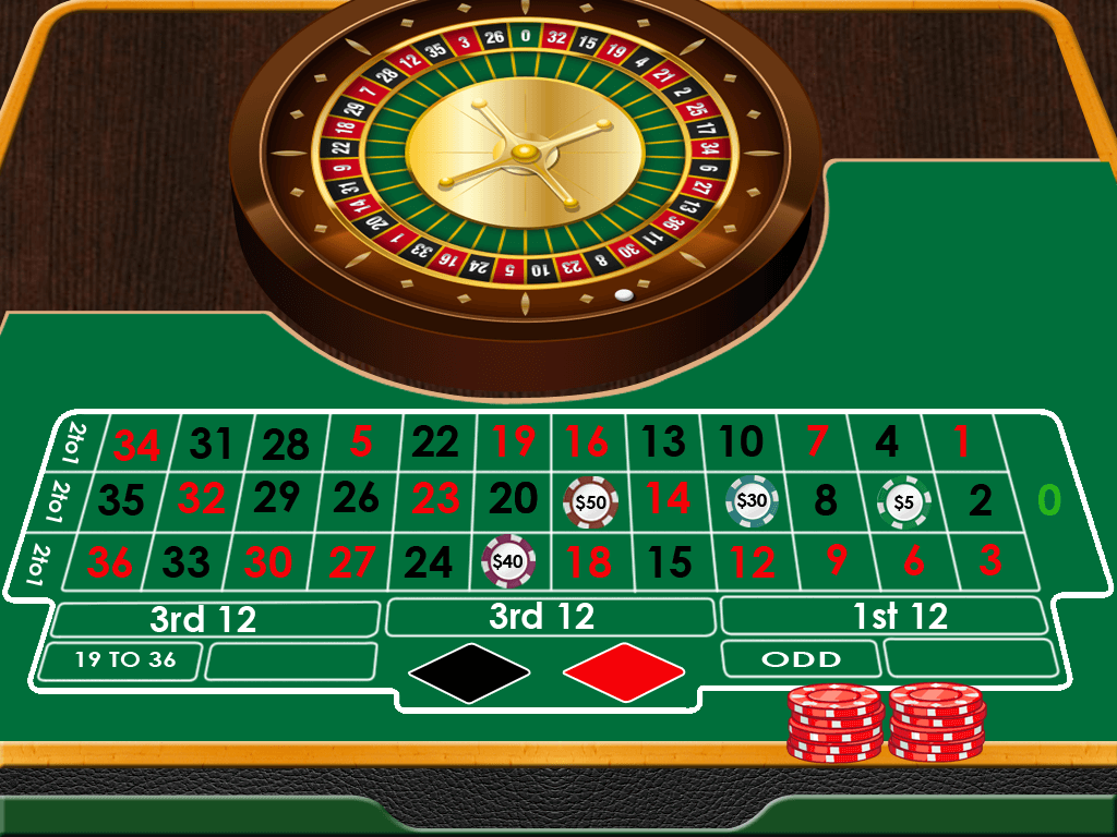 Free online roulette game types